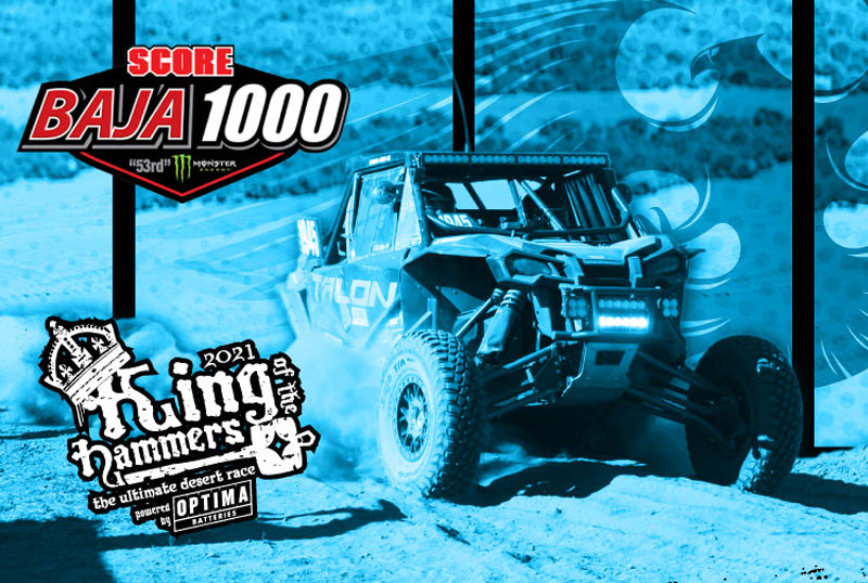2021 Q1 Newsletter: Baja 1000 & KOH 2021 – Product updates and something exciting on the horizon.