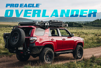 Overland- Our proven, tested, and punished Off Road Jacks are ready for everything, how about you?