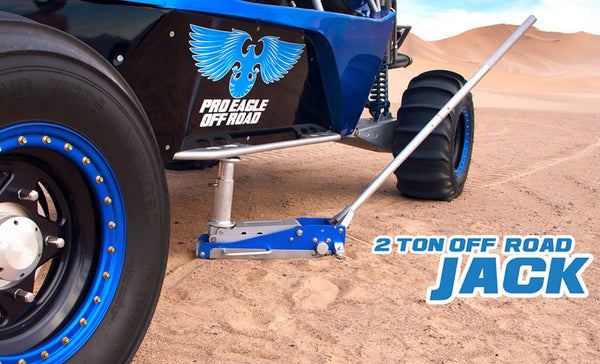 2-TON OFF-ROAD JACK REVIEWED