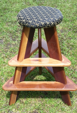 "27"" Guitar Stool (2 step)"