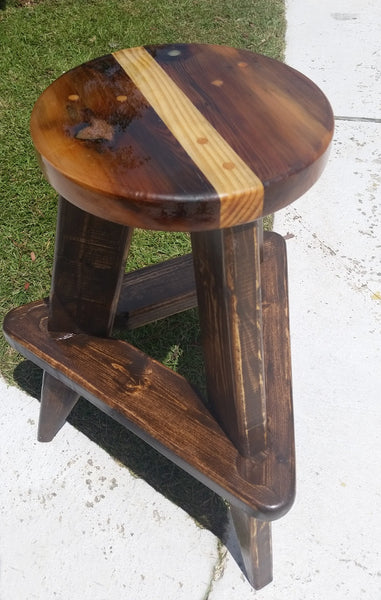 "21"" Kitchen Stool"