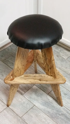 "27"" Tall Shop Stool"