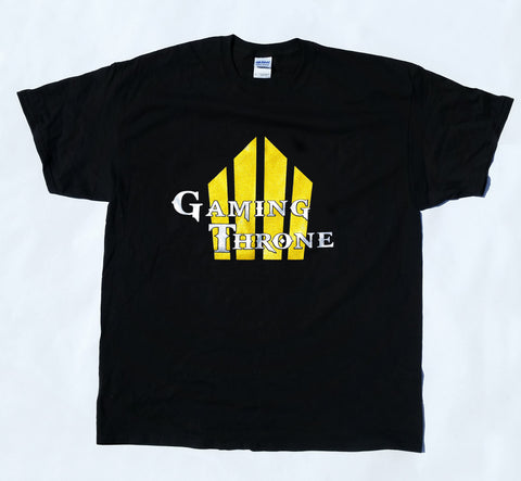Gaming Throne T shirt