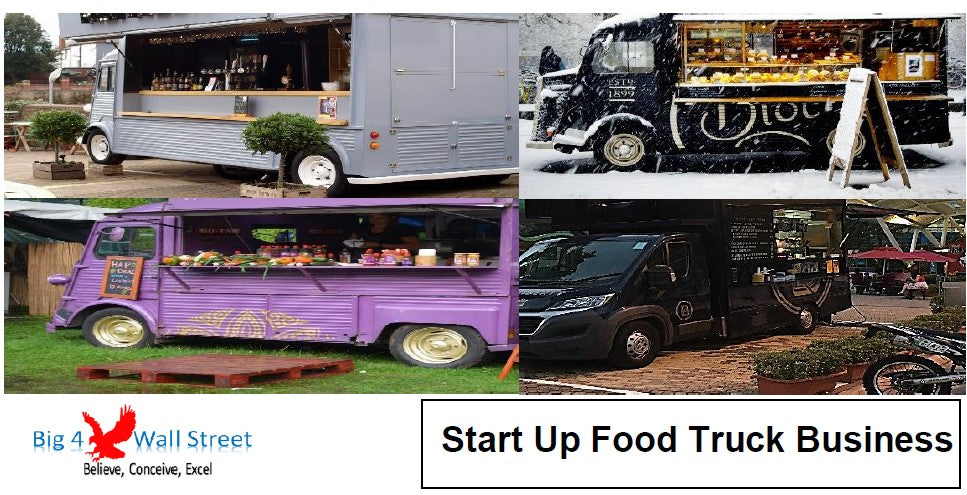 Food Truck Financial Model