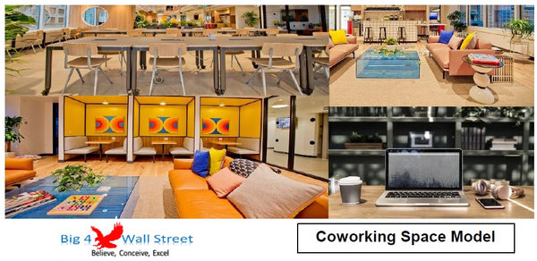 Co-Working Space Financial Model