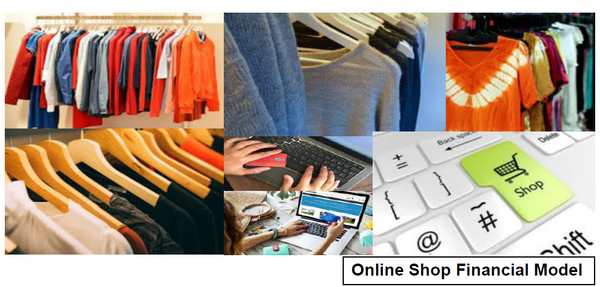 Online Shop Financial Model