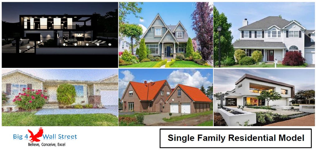 Single Family Residential Model