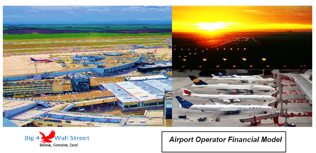 Airport Operator Financial Model