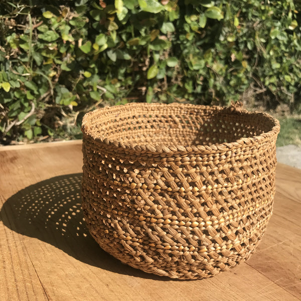 california mission native basket