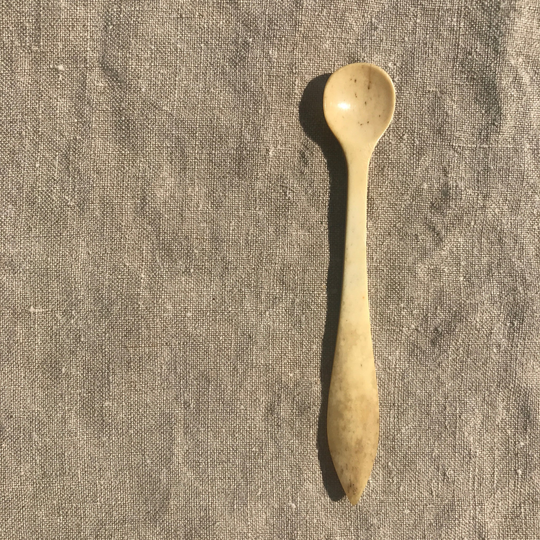 seaman's caviar spoon (2 of 7)
