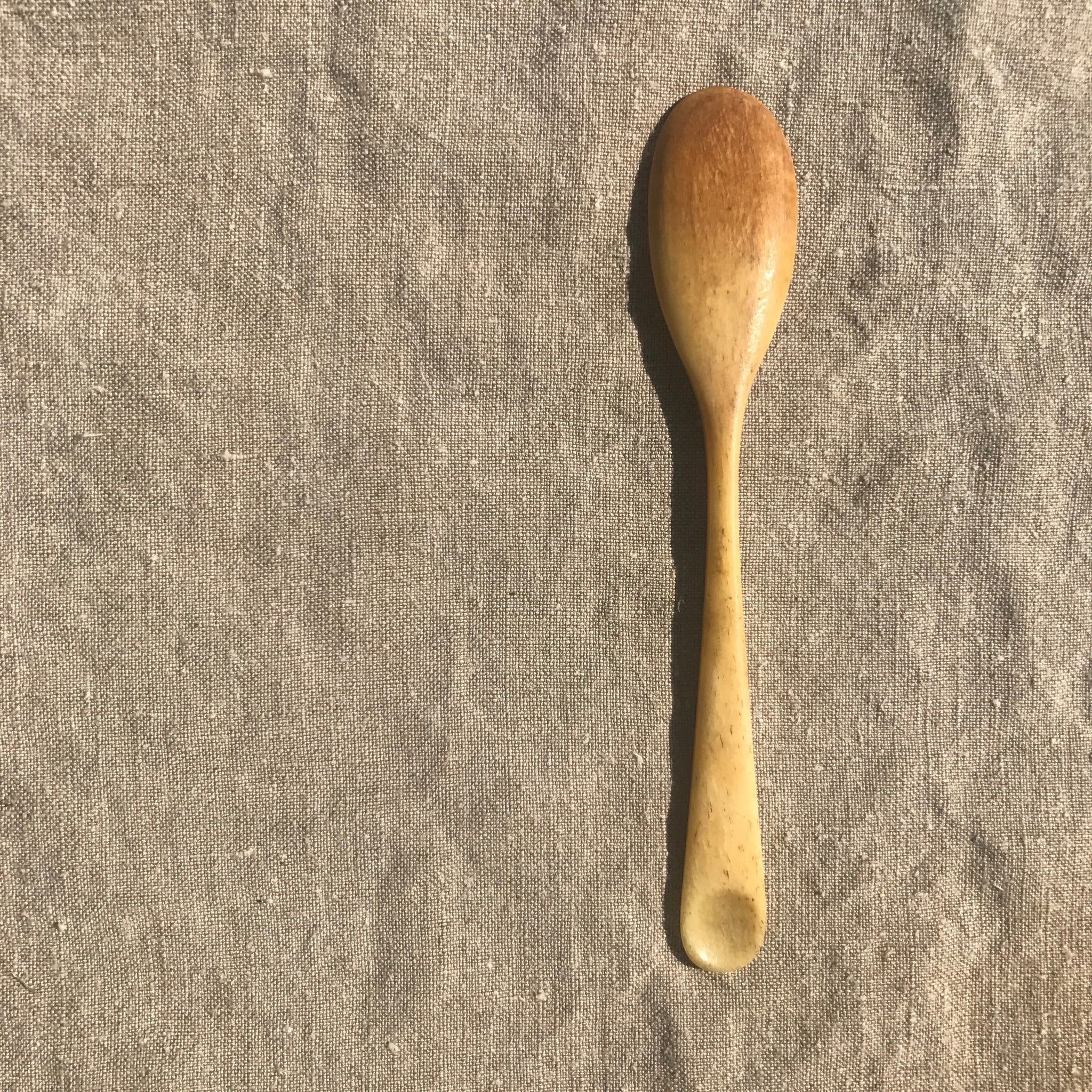seaman's caviar spoon (5 of 7)