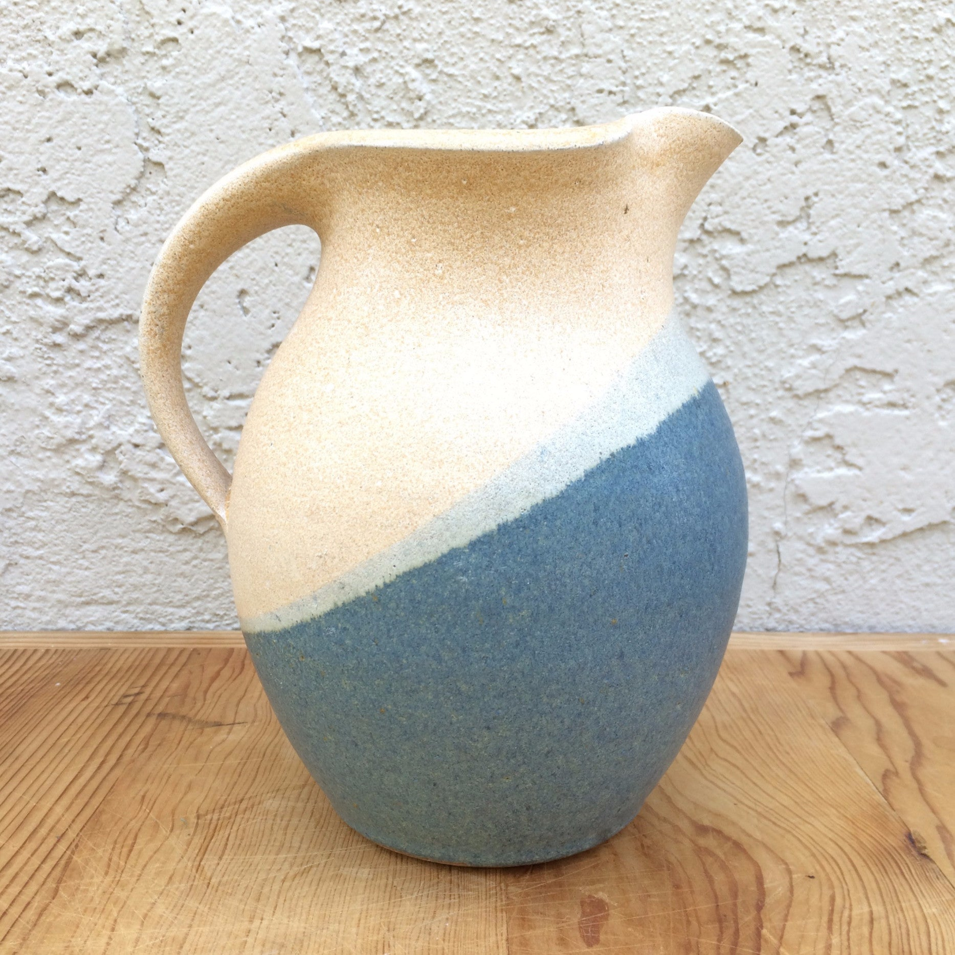 vintage ceramic pitcher