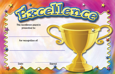Trophy Excellence Awards