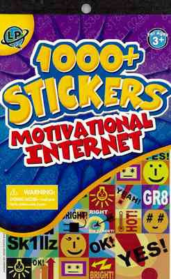 1000+ Internet Stickerbook