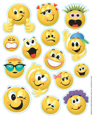 120 Emoticons Stickers