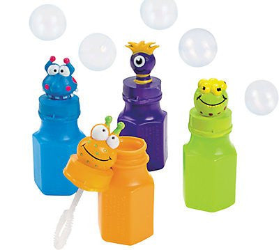 24 Monster Bubbles
