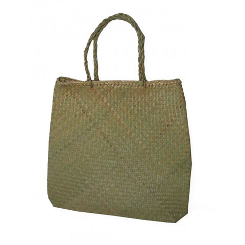 Large Flax Kete