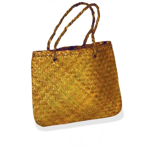 Small Flax Kete