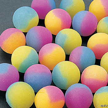 24 Icy Two-Toned Balls