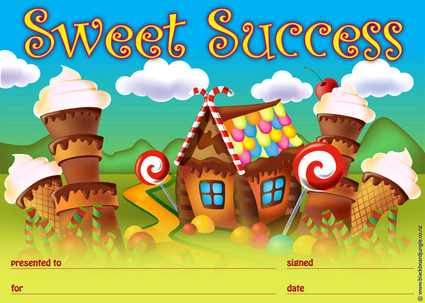 Sweet Success Award