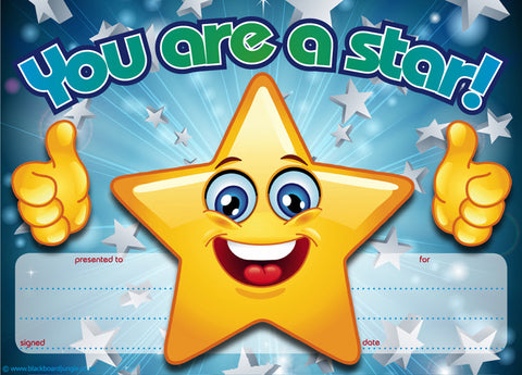 You Are A Star Award