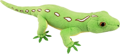 Green Gecko Toy