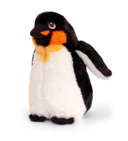 Keel Eco Penguin Soft Toy