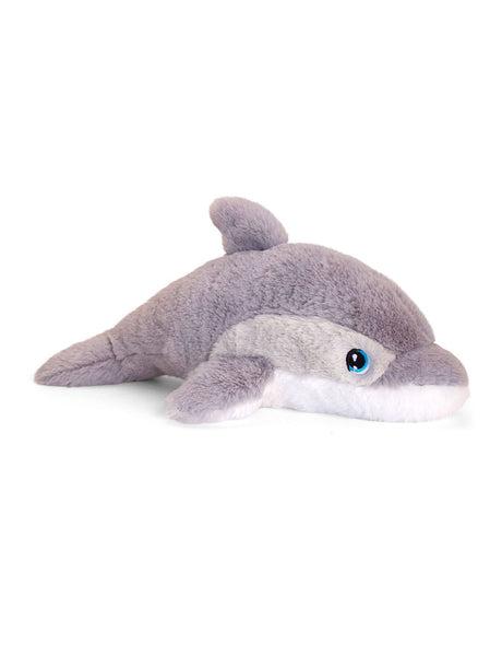 Keel Eco Dolphin Soft Toy