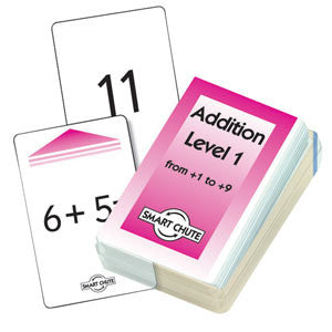 Addition Level 1 Card Pack