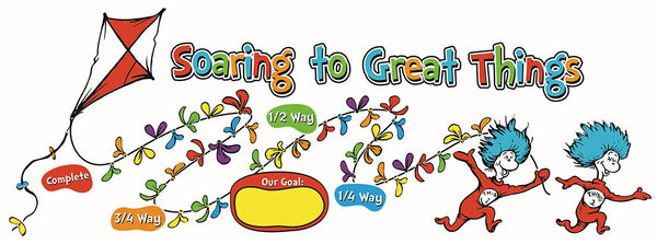 Dr Seuss Great Things Goal Setting