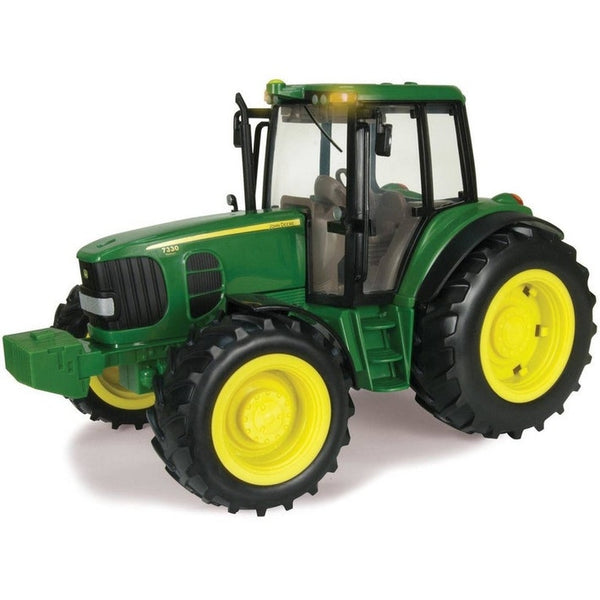 John Deere Lights & Sounds Tractor 1:16