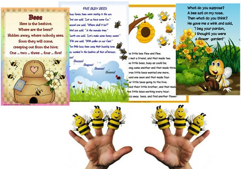 Bee Poetry Pack
