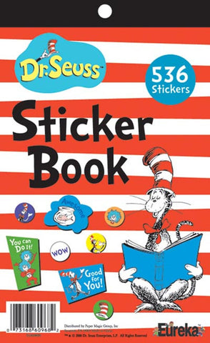 Cat in the Hat™ Stickerbook