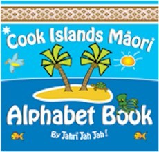 Cook Islands Maori Alphabet Book