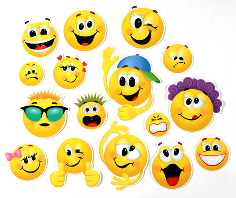 Emoticons Deco Kit