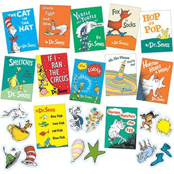 Dr Seuss Books Mini Bulletin Board