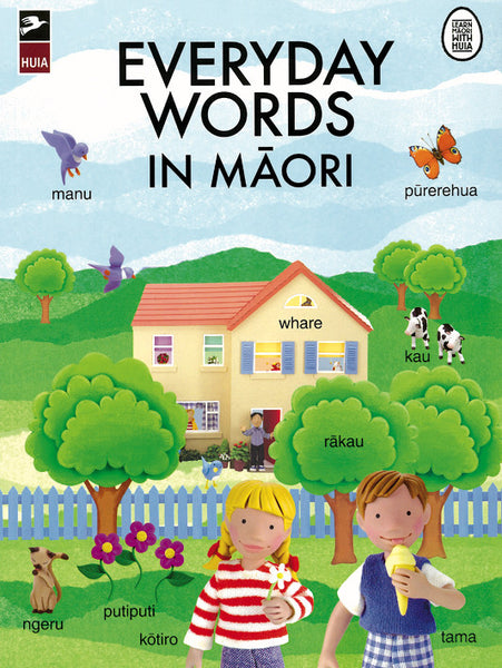 Everyday Words in Māori