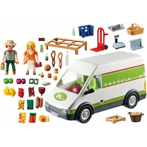 Playmobil Mobile Farm Market