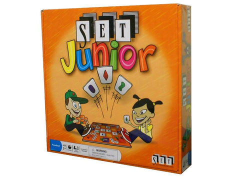 SET Junior Game