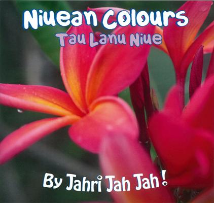 Niuean Colours book