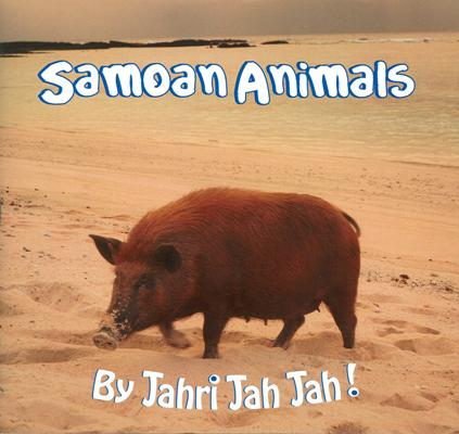 Samoan Animals book