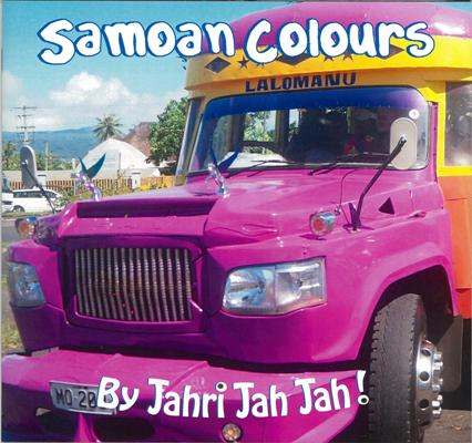 Samoan Colours book