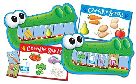 Crocodile Crunch Game
