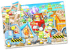Jumbo Construction Floor Puzzle 50pcs