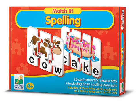 Match It! Spelling