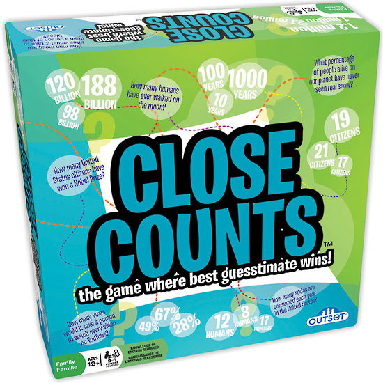 Close Counts Game
