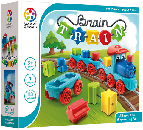 Brain Train Smart Game