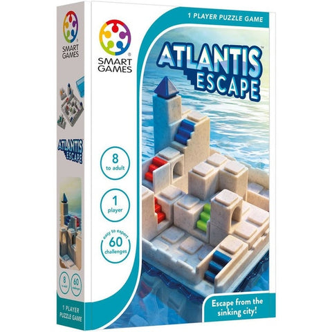 Atlantis Escape Smart Game