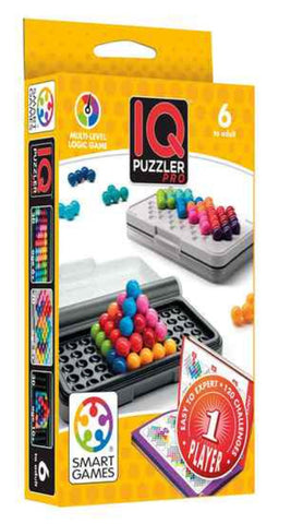 IQ Puzzler Pro Smart Game