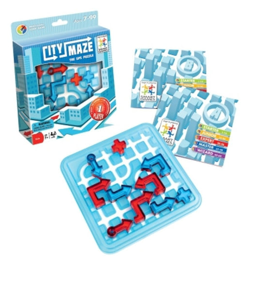 City Maze Smart Game